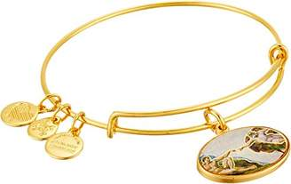 Alex and Ani Holy Ones Creation of Adam Expandable Wire Bangle Charm Bracelet