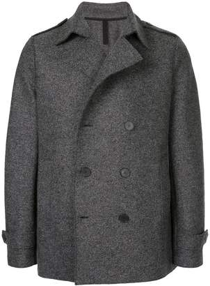 Harris Wharf London double breasted jacket