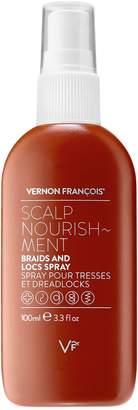 styling/ Vernon Francois - SCALP NOURISH~MENT Braids and Locs Spray
