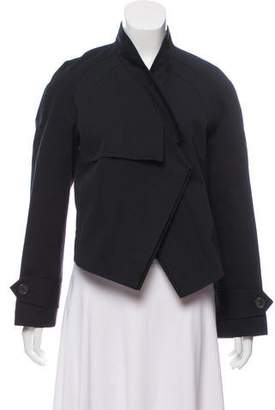 Derek Lam Paneled Button-Up Jacket