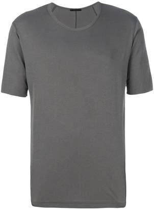 The Viridi-anne basic plain T-shirt