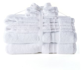 Lauren Conrad 6-piece Pima Cotton Bath Towel Set