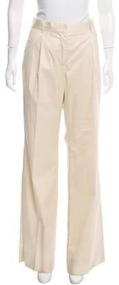 Reed Krakoff Mid-Rise Wide-Leg Pants