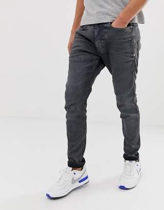 6279b249beb G Star G-Star D-Staq 3d skinny fit jeans in dark aged cobler