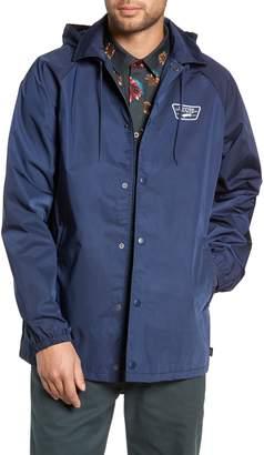 Vans Torrey Water-Resistant Jacket with Detachable Hood