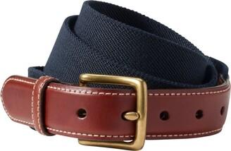L.L. Bean L.L.Bean Men's Comfort Waist Belt