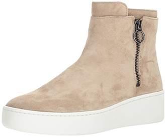 Via Spiga Women's Easton Side Zip MID HIGH Sneaker