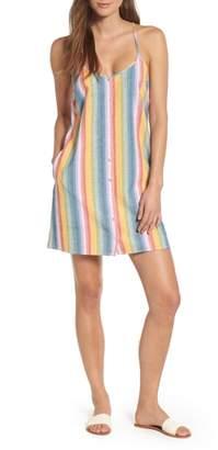 Obey Carmen Stripe Slipdress