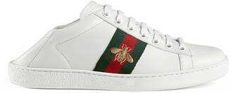 Ace leather low top sneaker $560 thestylecure.com