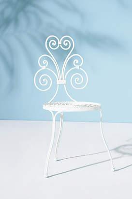 Anthropologie Filigree Indoor/Outdoor Chair