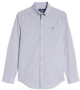 Vineyard Vines Beechcroft Regular Fit Check Sport Shirt