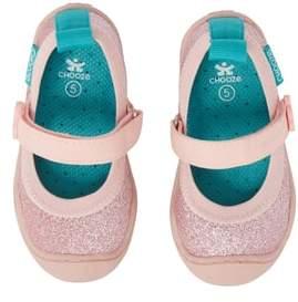 CHOOZE Steady Shimmer Mary Jane Sneaker