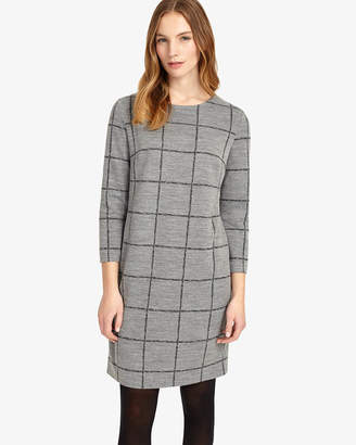Phase Eight Cece Check Tunic