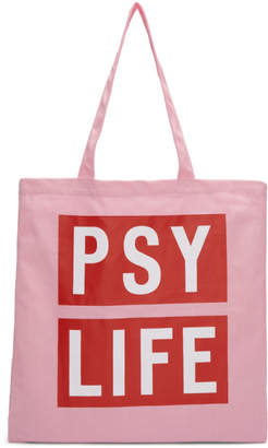 Perks And Mini Pink Psy Life Tote