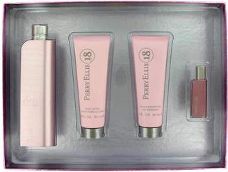 Perry Ellis 18 by Perry Ellis Eau De Parfum Gift Set for Women $65 thestylecure.com