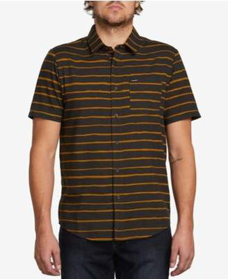 Volcom Men's Konten Slim-Fit Striped Shirt