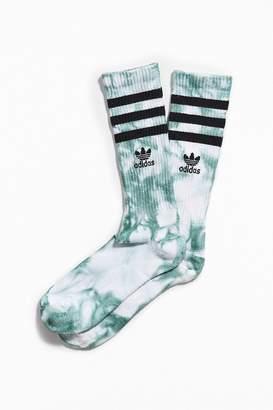 adidas Tie-Dye Roller Crew Sock