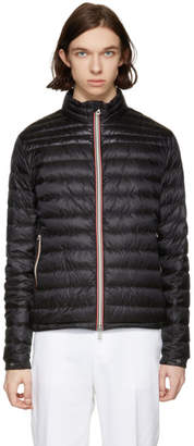Free Express Shipping at SSENSE · Moncler Black Down Daniel Jacket