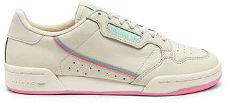 adidas Continental 80 in Off White & Pink | FWRD