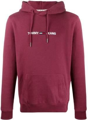 Tommy Jeans kangaroo pocket hoodie