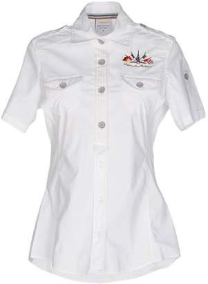 Aeronautica Militare Shirts - Item 38547337LM