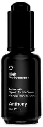 Anthony Logistics For Men Anti-Wrinkle Glycolic Peptide Serum