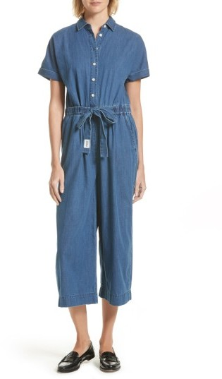 Women's Kate Spade New York Chambray Jumpsuit