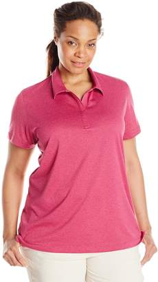Charles River Apparel Women's Heathered Polo