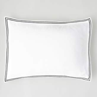"""Hudson Park Collection """"Italian Percale"""" King Sham - 100% Exclusive"""