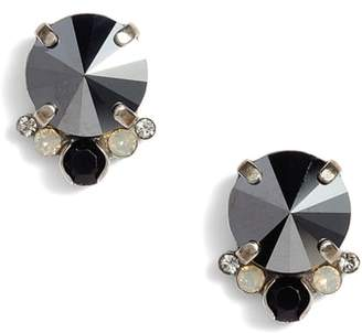 Sorrelli Regal Crystal Stud Earrings