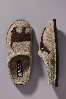 Haflinger Doggy Slippers