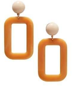 MANGO Pasadena Drop Earrings