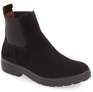 Women's Lucky Brand 'Gabbee' Chelsea Boot $128.95 thestylecure.com