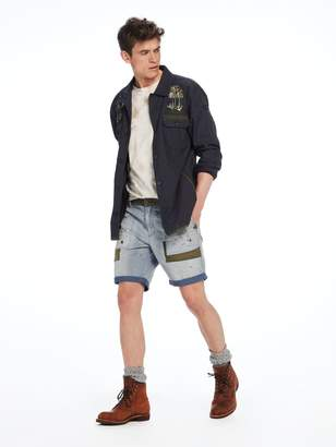 Scotch & Soda Heavily Washed Shorts Regular length