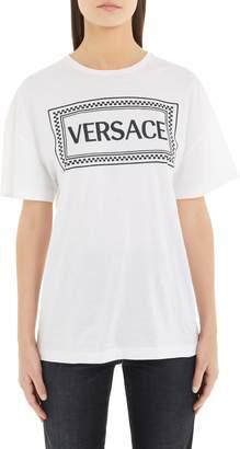 Versace First Line '90s Logo Tee