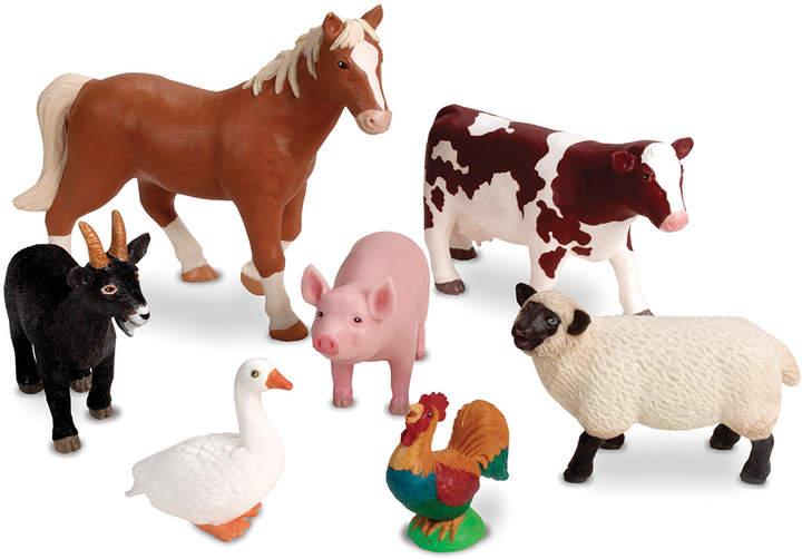 Learning Resources Jumbo Farm Animals