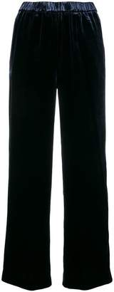 Aspesi velvet cropped trousers