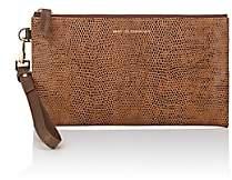 WANT Les Essentiels Women's Aquino Leather Double-Zip Wallet - Brown