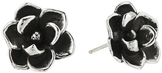 King Baby Studio - Magnolia Stud Earrings Earring $143 thestylecure.com