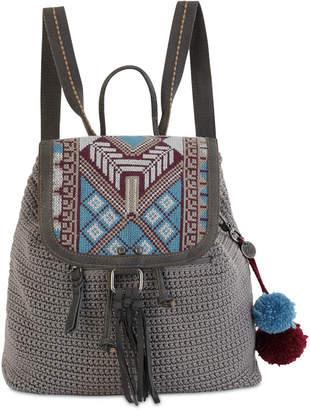 The Sak Avalon Crochet Backpack, Created for Macy's