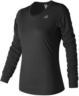 New Balance Women's Accelerate Long sleeves Top
