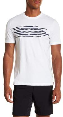 Perry Ellis Scribble Print Tee