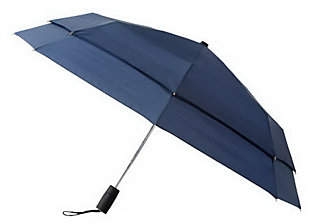 Leighton Falcon Automatic Double Canopy Windefyer Umbrella
