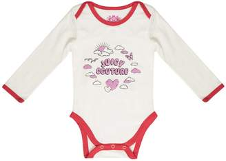 Juicy Couture Over the Rainbow Onesie Set