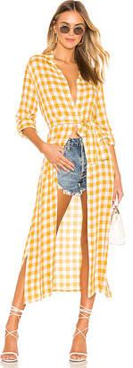 Tularosa Thea Shirt Dress