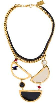 Lizzie Fortunato Statement Collar Necklace