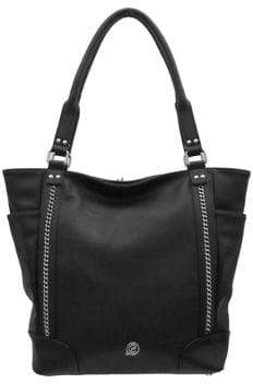Chinese Laundry Top Zip Tote