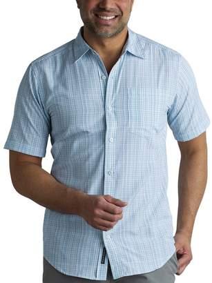 Exofficio Salida Ombre Plaid Short-Sleeve Shirt - Men's