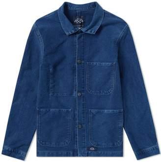 Bleu De Paname Bleu de Paname Denim Counter Jacket