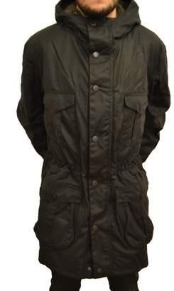 Barbour Men's Oakum Hooded Wax Jacket (BBJK009)